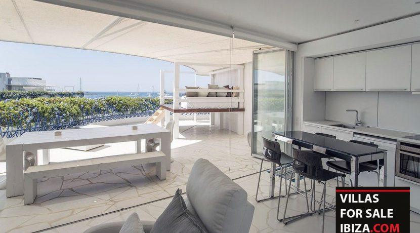 Villas for sale Ibiza - Penthouse Las boas Amnesia 3