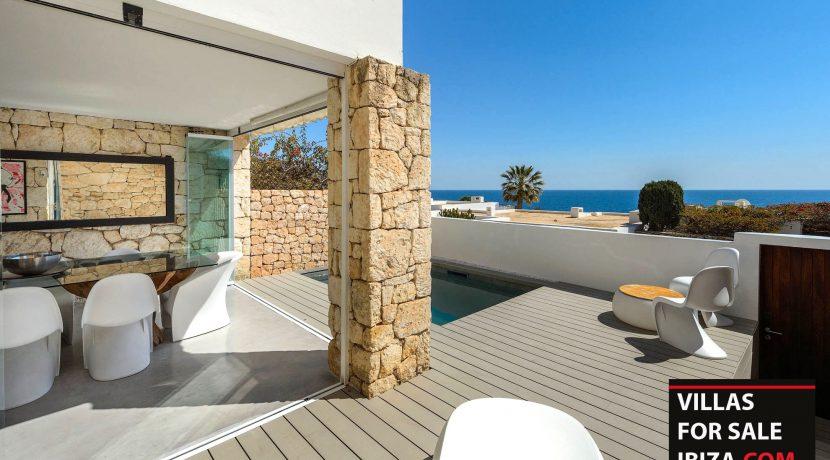 Villas for sale Ibiza - Roca llisa Adosada