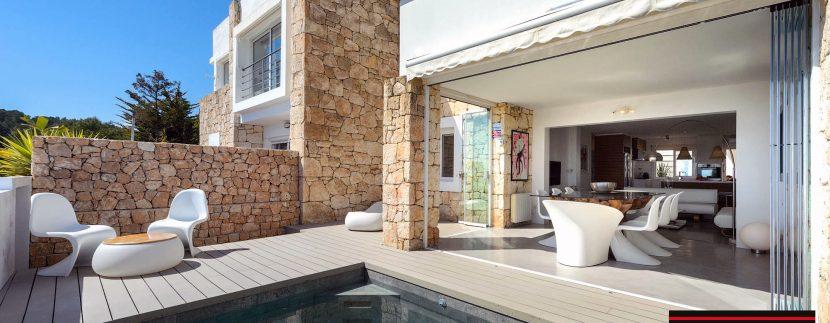 Villas for sale Ibiza - Roca llisa Adosada1