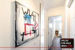Villas for sale Ibiza - Roca llisa Adosada18