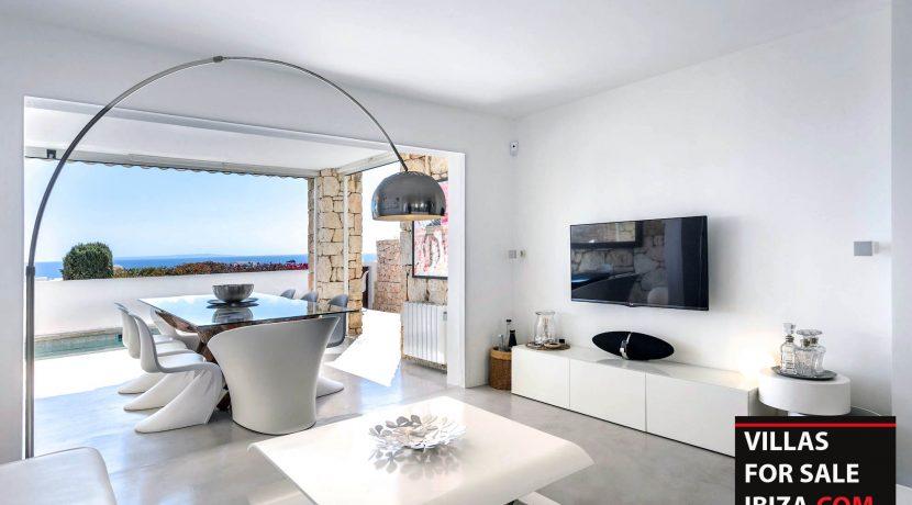 Villas for sale Ibiza - Roca llisa Adosada6