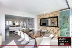 Villas for sale Ibiza - Roca llisa Adosada8