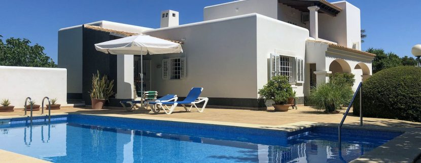 Villas for sale Ibiza - Villa Jorge 1