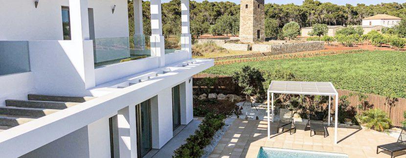 Villas for sale Ibiza - Villa Molido