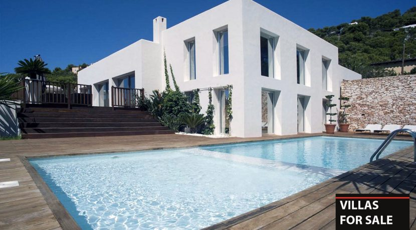 Villas for sale Ibiza - Villa Moonrocket - Salinas 1