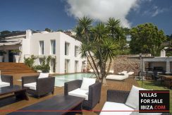 Villas for sale Ibiza - Villa Moonrocket - Salinas 2