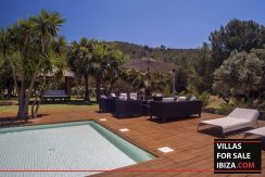 Villas for sale Ibiza - Villa Moonrocket - Salinas 21