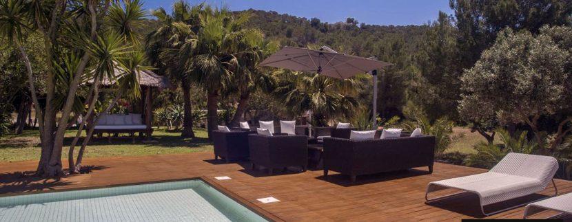Villas for sale Ibiza - Villa Moonrocket - Salinas 21