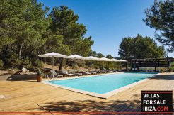 Villas for sale Ibiza - Villa Parque - KM5 - Ibiza Real Estate