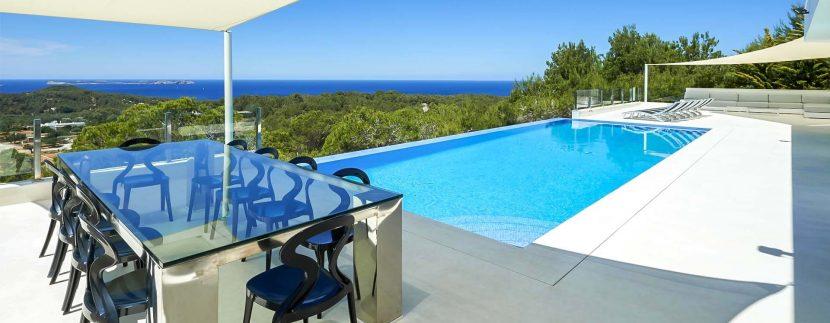 Villas for sale Ibiza - Villa Phenomenal 1