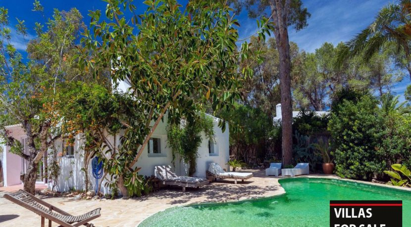 Villas for sale Ibiza - Villa Privilege 1