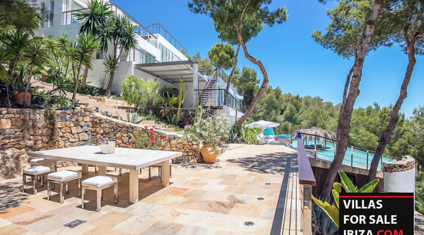 Villas for sale Ibiza - Villa Rock 1