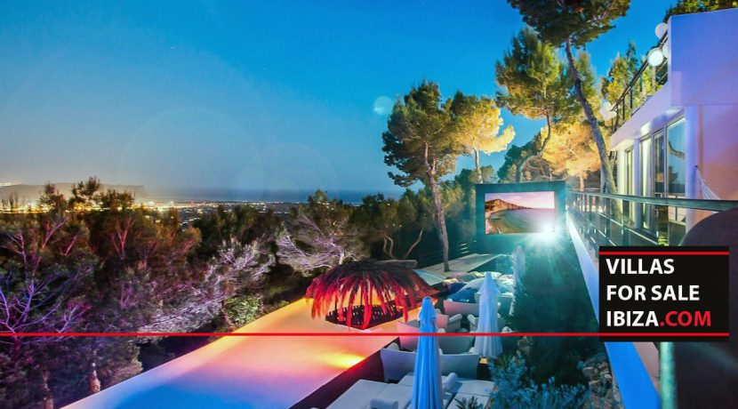 Villas for sale Ibiza - Villa Rock 37