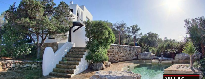 Villas for sale Ibiza - Villa Sunsett 1