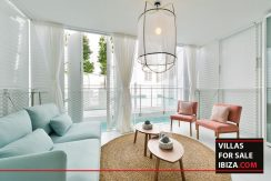 Villas for sale ibiza - Patio Blanco Garden