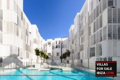 Villas for sale ibiza - Patio Blanco Garden 1