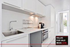 Villas for sale ibiza - Patio Blanco Garden 12