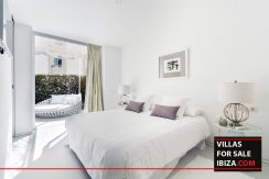 Villas for sale ibiza - Patio Blanco Garden 13