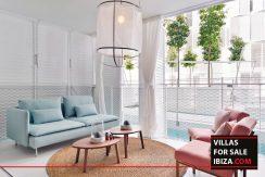 Villas for sale ibiza - Patio Blanco Garden 2