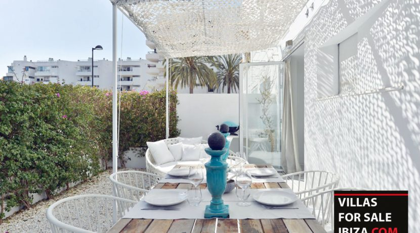 Villas for sale ibiza - Patio Blanco Garden 20