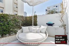 Villas for sale ibiza - Patio Blanco Garden 23