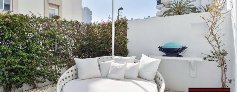 Villas for sale ibiza - Patio Blanco Garden 23