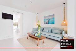 Villas for sale ibiza - Patio Blanco Garden 5