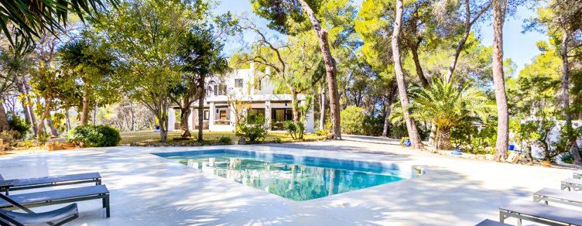 Villa for sale Ibiza - Finca Lluna 1