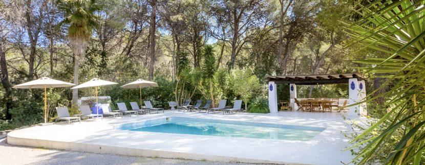 Villa for sale Ibiza - Finca Lluna 21