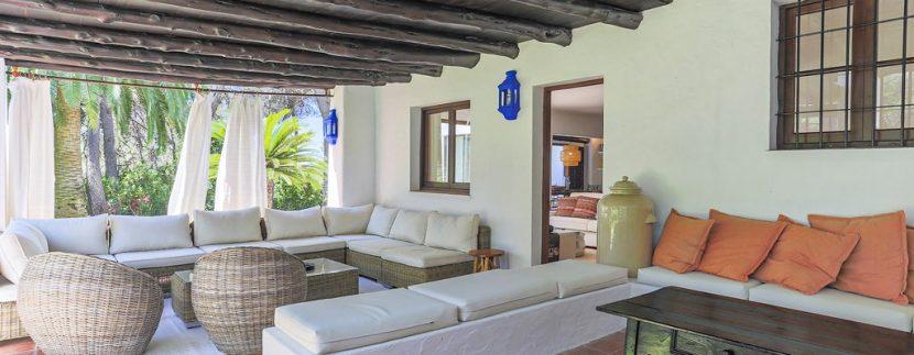 Villa for sale Ibiza - Finca Lluna 5