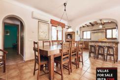Villa for sale ibiza - Villa Can Furnet 32