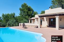 Villa for sale ibiza - Villa Can Furnet 4