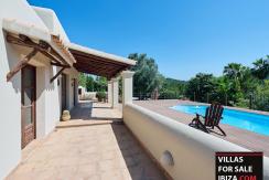 Villa for sale ibiza - Villa Can Furnet 6
