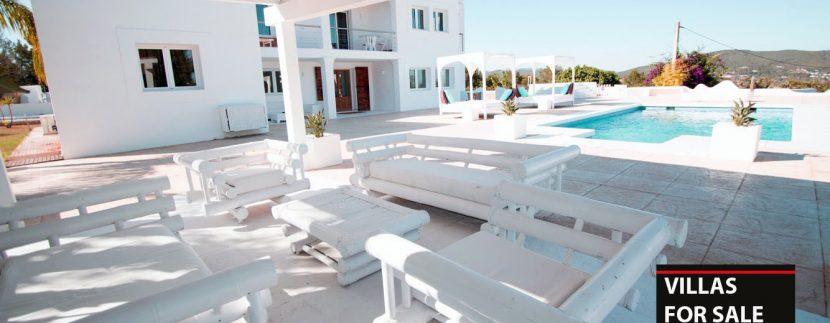 Villas for sale ibiza - Villa Discreto 7