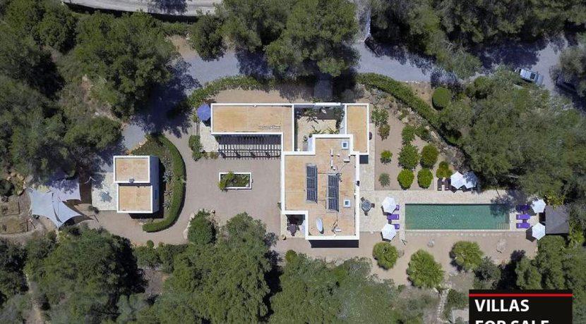 Villas for sale Ibiza Finca Blackstad with license 1