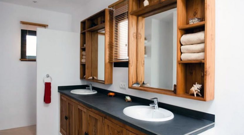 Villas for sale Ibiza Finca Blackstad with license 10