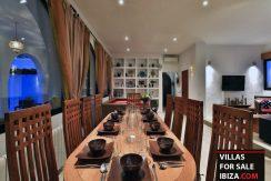 Villas for sale Ibiza Finca Blackstad with license 19