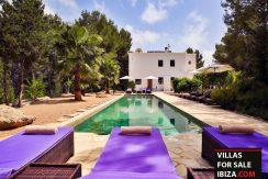 Villas for sale Ibiza Finca Blackstad with license 2