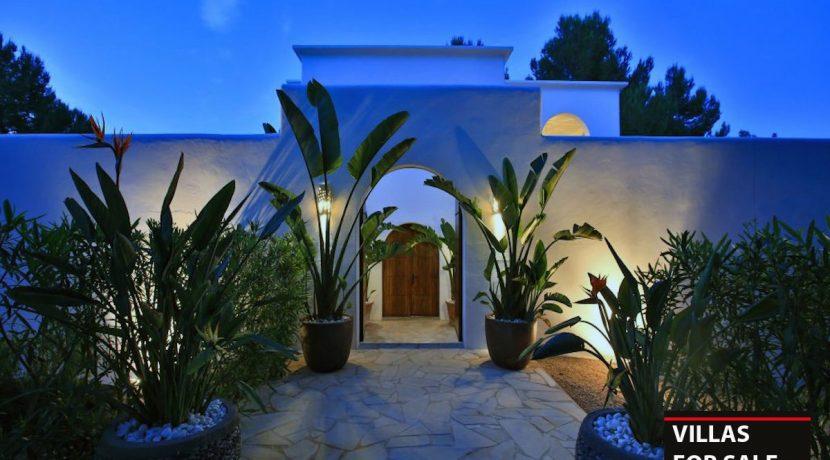 Villas for sale Ibiza Finca Blackstad with license 20
