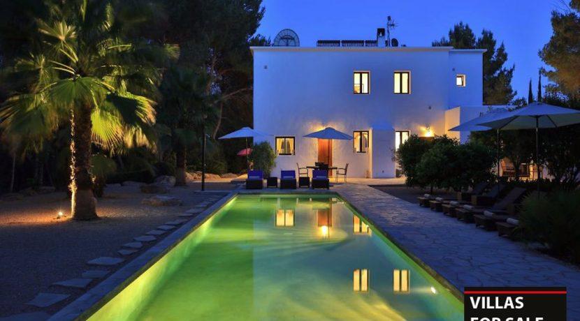 Villas for sale Ibiza Finca Blackstad with license 22