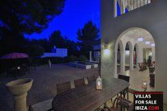 Villas for sale Ibiza Finca Blackstad with license 23