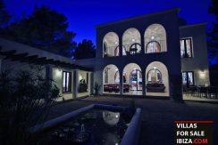 Villas for sale Ibiza Finca Blackstad with license 24
