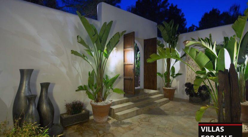 Villas for sale Ibiza Finca Blackstad with license 25