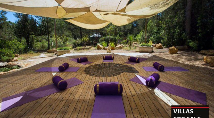 Villas for sale Ibiza Finca Blackstad with license 26