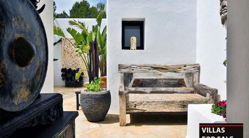 Villas for sale Ibiza Finca Blackstad with license 28