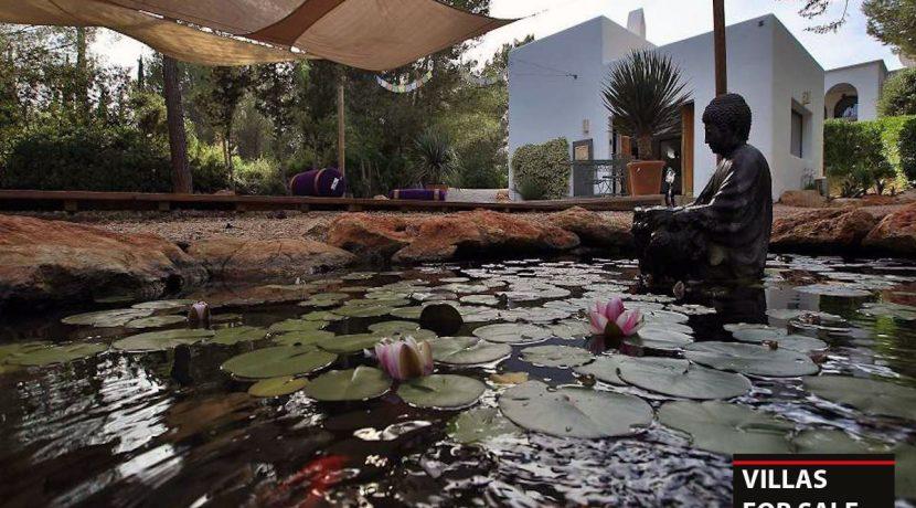 Villas for sale Ibiza Finca Blackstad with license 30