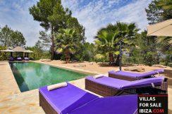 Villas for sale Ibiza Finca Blackstad with license 32