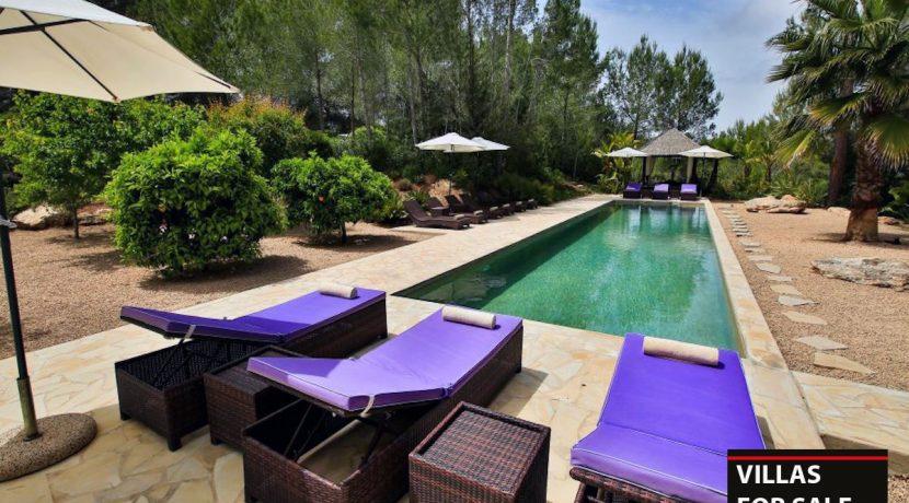 Villas for sale Ibiza Finca Blackstad with license 4