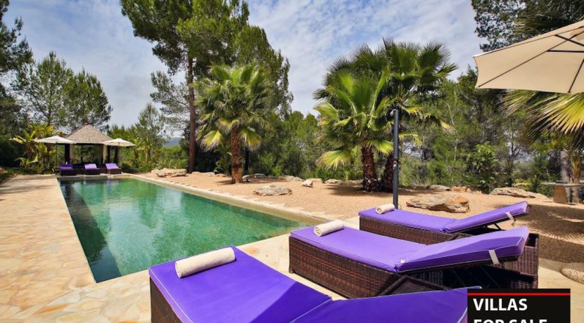 Villas for sale Ibiza Finca Blackstad with license 5