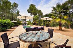Villas for sale Ibiza Finca Blackstad with license 6